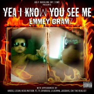Yea I Know You See Me Cover