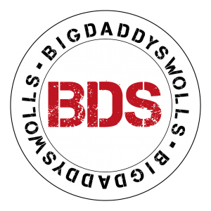 Big Daddy Swolls Ent. Logo