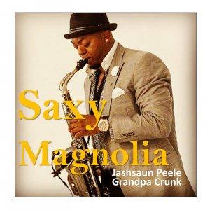 Saxy Magnolia Cover