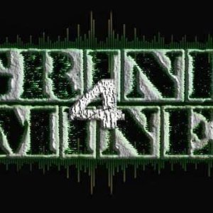 Grind 4 Mine Entertainment Logo
