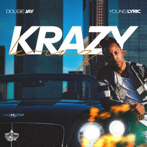 Krazy - Single Cover