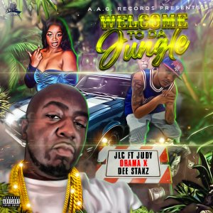 Welcome To Da Jungle Cover