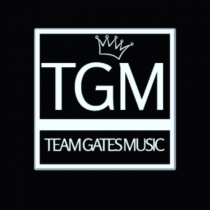 TEAMGATES MUSIC Logo