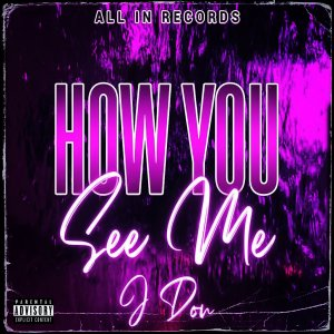 How You See Me Cover