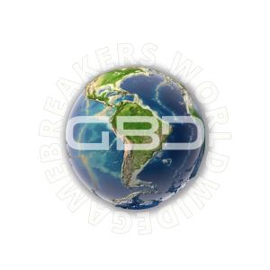 GBG The Game Breaker Company LLC. Logo