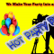 Turning your Party into an Event